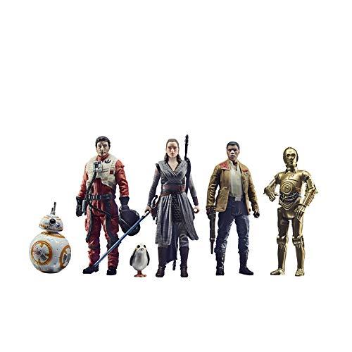 Star Wars - Pack de 8 Figuras (Hasbro F14195L0)