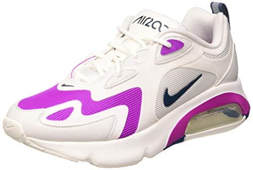 Nike Air MAX 213, Zapatillas Deportivas Mujer, Multicolor (Photon Dust White Vivid Purple Valerian Blue), 40 EU
