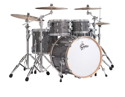 GRETSCH RN1-E8246-BM - RENOWN MAPLE 22/10/12/16 - BLUE METAL Drumsets Stage Drumkits
