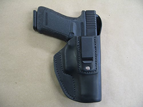 Taurus PT 809 9mm IWB Leather In Waistband Concealed Carry Holster Black USA