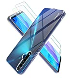 Teayoha Clear Case for Huawei Nova 5T / Honor 20 with