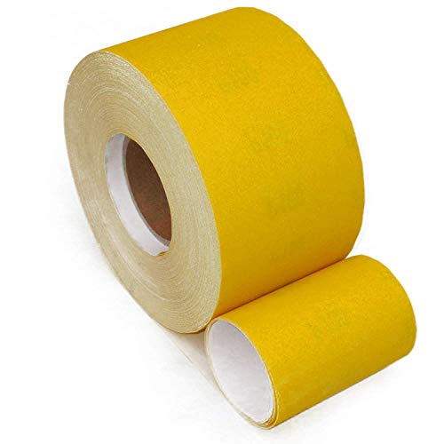 Schleifpapier Eckra 1 Rolle Yellow 115 mm x 50 m P 240