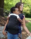 Boba Porte-bébé Classic 4GS - Slate - Sac à dos ou sac avant pour les nouveaux-nés de 3 kilos et les enfants jusqu'à 20 kilos.