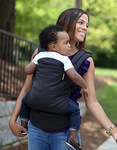 Boba - Marsupio classico 4GS, Slate, zaino o Front Pack Baby Sling per neonati e bambini fino a 20,4 kg