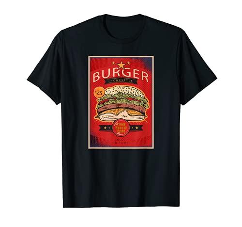 Frazione anti-soia completa di carne per hamburger senza Maglietta