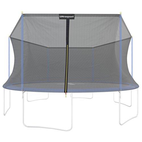 Ultrasport Sicherheitsnetz für Gartentrampolin Ultrasport Uni-Jump (Modellversion ab Juni 2015), 366 cm