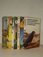 Carlos Castaneda 5 Volumes Set: Reading Castaneda, The Second Ring of Power, The Teachings of Don Juan: A Yaqui Way of Kno...