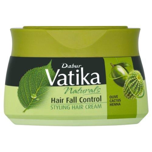 TWELVE POTS of Dabur Vatika Styling Hair Cream Hair Fall Control 140ml by Dabur