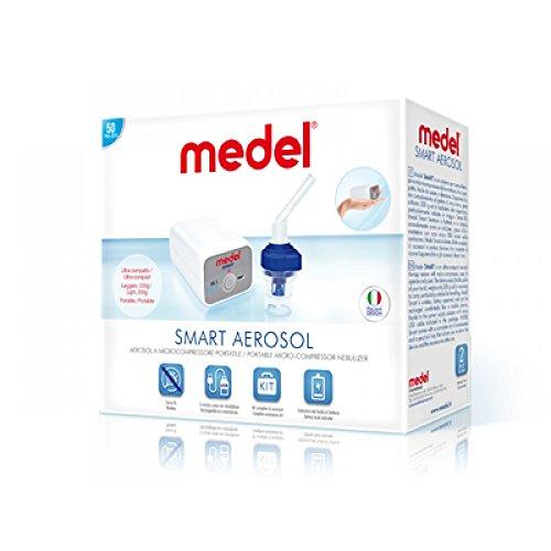 Medel 95151 Smart Aerosol Portatile, Bianco
