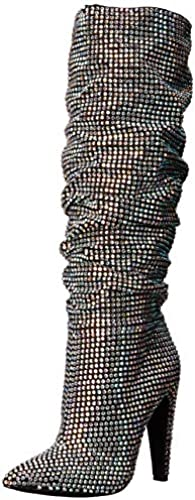 Frauen Spitzenschuhe Fashion Stiefel