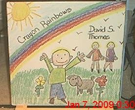 Crayon Rainbows - David S. Thomas
