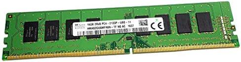 SK Hynix 16GB DDR4 2Rx8 PC4-2133P-UB0 HMA82GU6MFR8N-TF Desktop RAM Memory