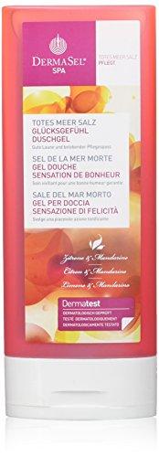Dermasel Morte Sensation de la Mer Morte Glücksbringer Flasche 150 ml – 4 Stück