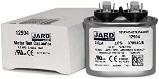 97F5704-4 uf MFD 370 Volt VAC - GE Oval Run Capacitor Upgrade by Jard