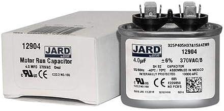 97F5704-4 uf MFD 370 Volt VAC - GE Oval Run Capacitor Upgrade by Jard