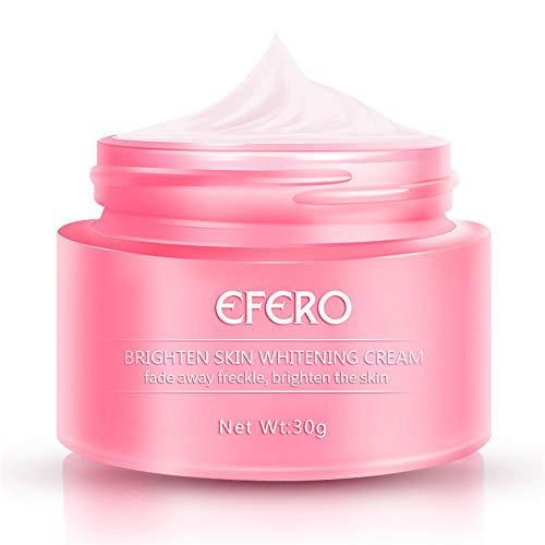 Remifa Creme Essenz Kosmetik Spot Care Creme, Whitening Creme, Anti-Sommersprossen-Creme, Anti-Pigmentierung Anti-Aging-Gesichtspflege (30 g)