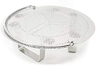GasOne 30564 Stainless Steel S Gas One Beer Filter Pot False Bottom for Home Brewing Supplies (64 QT), 64QT