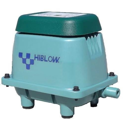 Aquaponics / Hydroponics / Koi Pond / Septic Aerator - Hiblow U.S.A. {model# HP20