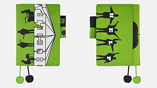 ほぼ日手帳 オリジナル(A6サイズ)手帳カバー/THE BEATLES/HELP! T18P000400000