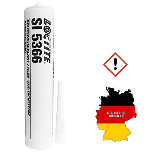 Loctite SI 5366 Silikon Klebstoff Dichtstoff 310ml
