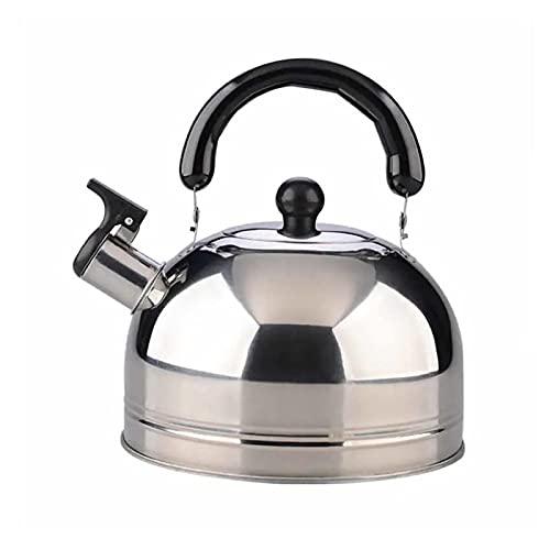 HSHHJSH Tercera de la Estufa de silbidos 3L for la Cocina,Estufas eléctricas de la Estufa de la Estufa de la Tetera de Camping