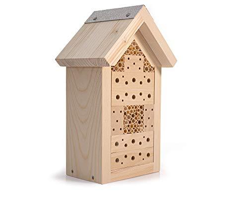 Insektenhotel-Bausatz aus zertifiziertem Holz - 5
