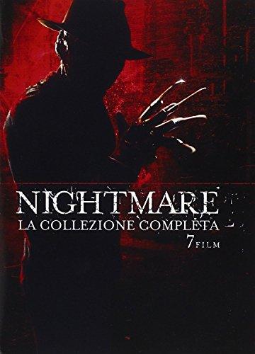 Nightmare La Collezione Completa 1-7 (Box 7 Dvd)