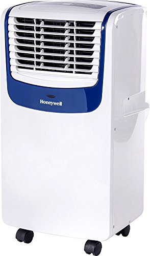 Honeywell MO Series Compact 3-in-1 Portable Air Conditioner, Rooms up to 350 Sq. Ft, Black