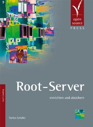Root-Server einrichten und absichern