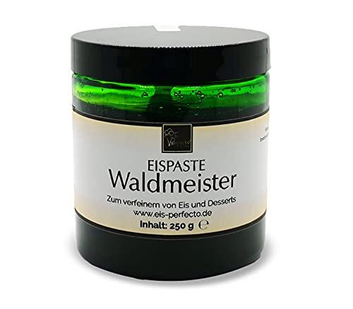 Waldmeister Eispaste » Eis Aroma » Aroma » für Eis, Desserts, Getränke, Pralinen und vielem mehr » 250 g