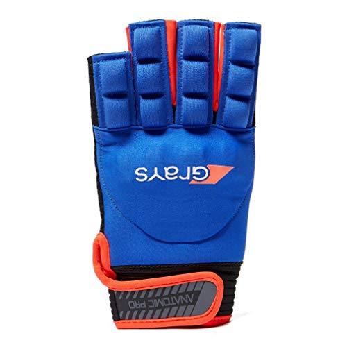 Greys Anatomic Pro-Linkshänder-Handschuhe, Blau, S