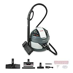 Polti Vaporetto Eco Pro 3.0 Steam Cleaner, 4.5 Bar, kills and eliminates 99.99% * of viruses, germs and bacteria, 4.5, Made in Italy