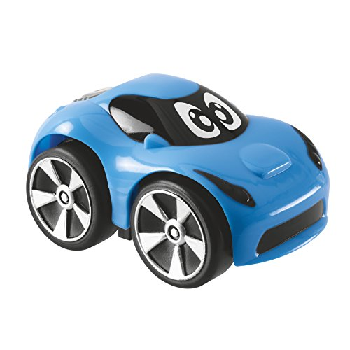 Chicco Mini Turbo Touch - Mini vehiculos con carga por retro