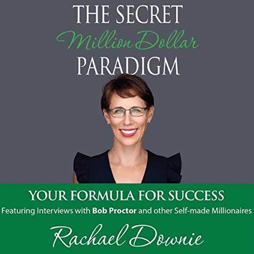 The Secret Million Dollar Paradigm cover art