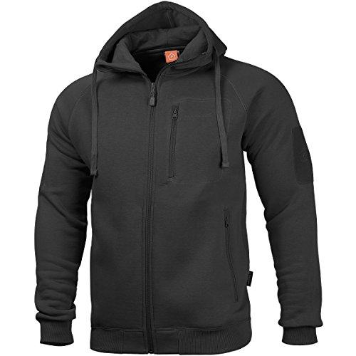 Pentagon Herren Leonidas 2.0 Pullover Schwarz Größe L