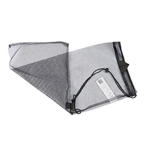 Delicacydex Sac de maille à séchage rapide sac de matériel de sac sac de rangement de type sac de plongée pour l'équipement de plongée en apnée Masque tuba Set palmes filet sac