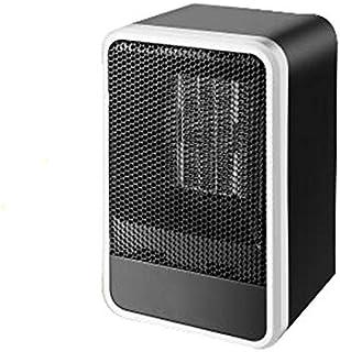 Ventilador del calentador eléctrico de 220 V Mini calentador de manos de invierno PTC Cerámica Calentamiento rápido Radiador de estufa caliente Escritorio de oficina Ventilador de aire caliente,A