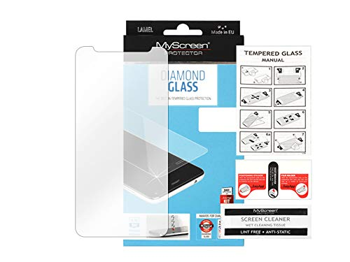 etuo Panzerglas für Apple iPhone 11 - Panzerglas MyScreen Protector Diamond Glass Panzerglas 9H Glas Schutz Display Panzer Schutzglas
