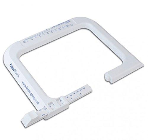 Messgeräte zur Bestimmung der Glasdicke/Isolier-Glasaufbau (Gesamt-Glasdickenmesser)