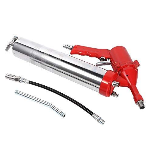 Vetpistool - Handmatige One-Hand Pistol Grip Lucht Pneumatische Compressor Pomp Vetpistool W/Uitbreiding Set Home Tool