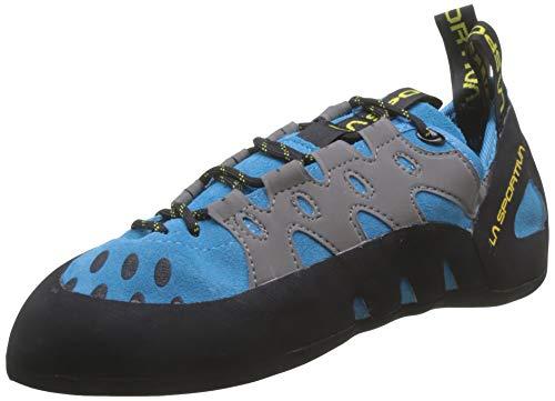 LA SPORTIVA Unisex-Kinder Tarantulace Blue Kletterschuhe, 35 EU