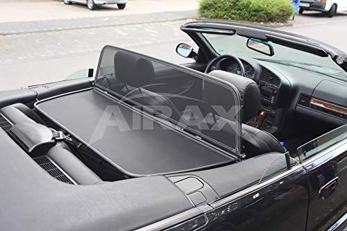 Airax Windschott für 3er E36 Cabrio Windabweiser Windscherm Windstop Wind deflector déflecteur de vent