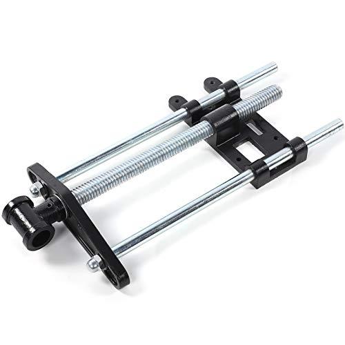 Holzschraubstock 240mm, Vorderzange Schraubstock für Hobelbank Holzbearbeitung Tischschraubstock Metallschraubstock,für Schreiner Maschinenbau und Schweißen Fixieren von Werkstücken