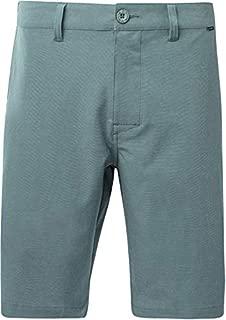 TravisMathew Men's Beck Golf Shorts (Balsam Green, 30)