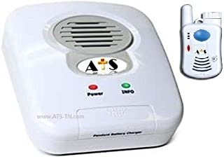Freedom TALK 2-Way Voice Alert 911 Newest DECT Model Emergency Alert System