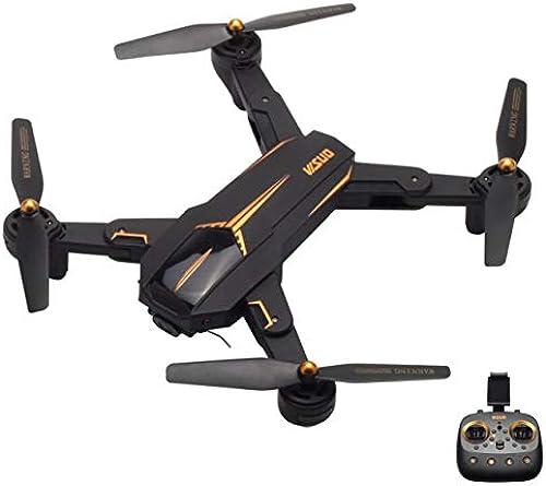 WOSOSYEYO XS812 Faltbare GPS Quadcopter RC Drohne mit 1080 P HD Kamera WiFi + GPS Positioning Flugzeuge H  Hubschrauber Flugzeuge (Schwarz