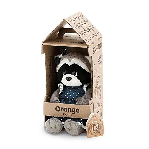 Orange Toys - OS670/15. Daisy, la Mapache con Vestido Vaquero 15cm.