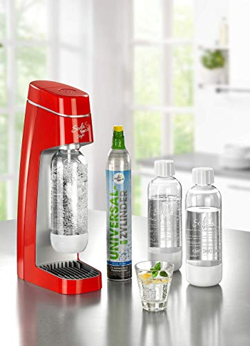 Soda Trend Style Wassersprudler-Set (ohne CO2-Zylinder)