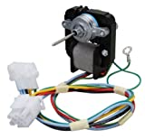 Endurance Pro 241854301, 5303918549 Refrigerator Evaporator Fan Motor Kit Replacement for ...