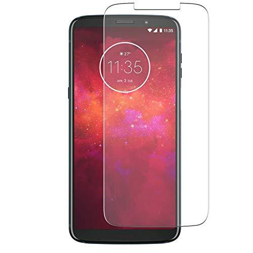Vaxson TPU Pellicola Privacy, compatibile con Motorola Moto Z3 Play, Screen Protector Film Filtro Privacy [ Non Vetro Temperato ]